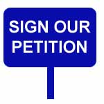 Sign Our Petition